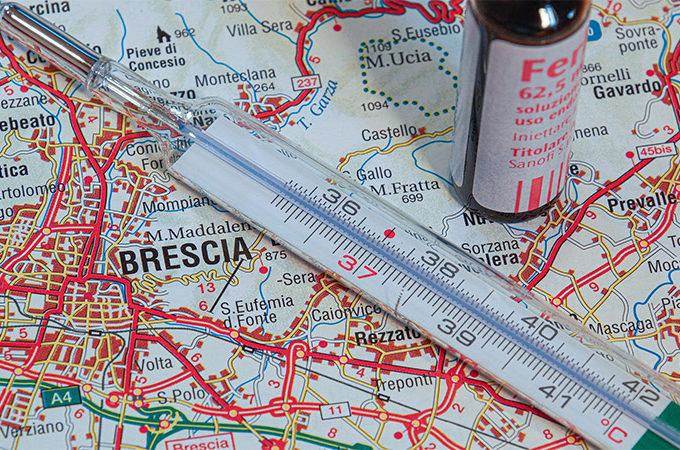 COVID-19 – stan epidemiologiczny we Włoszech 19.03.2020