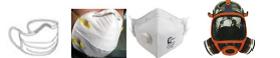 maseczka maska z respiratorem
